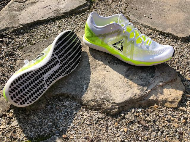 The Reebok Floatride Fast Run Pro is an impossibly light (3.6 oz 102 g in  my US M8.5 so sub 4 oz in a US M9) road racing flat with an atmospheric   250 ... dfb63d453
