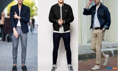 Cách mặc nhiều lớp quần áo