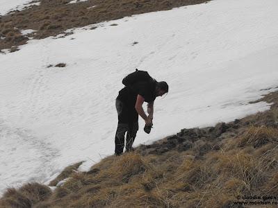 pauză de scos zăpada