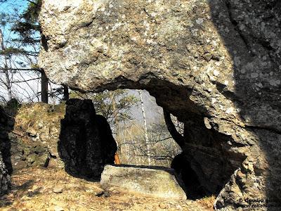 forme naturale in piatra