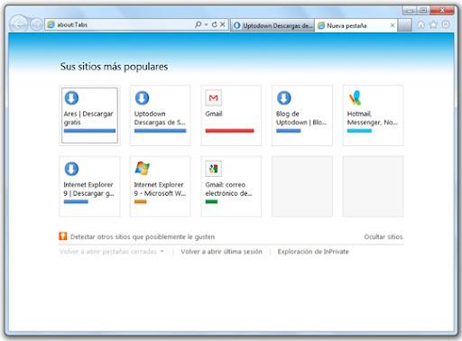 """2011 02 24 12 45 51 Internet Explorer 9 RC: la """"e"""" azul mejora a pasos agigantados"""
