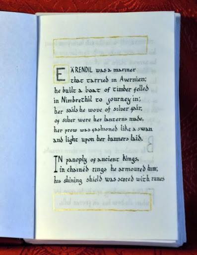 Tolkien Poem