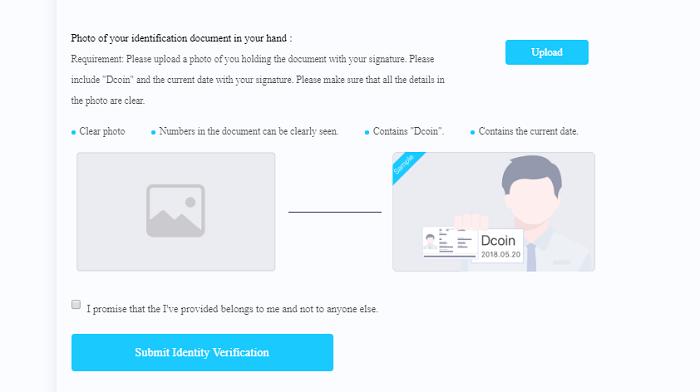 Dcoin — обзор современной биржи и реальные отзывы