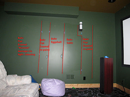 The envelope home theatre 2014 mike r mtbdudex diy 11 - Matte finish paint for walls ...