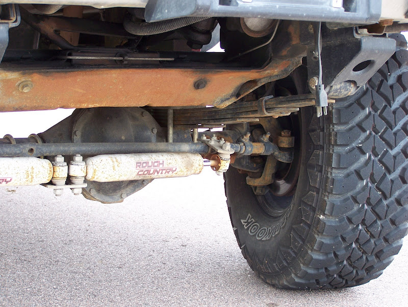 Solid axle swap on 97 swb - The 1947 - Present Chevrolet