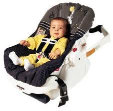 Kerusi keselamatan bayi
