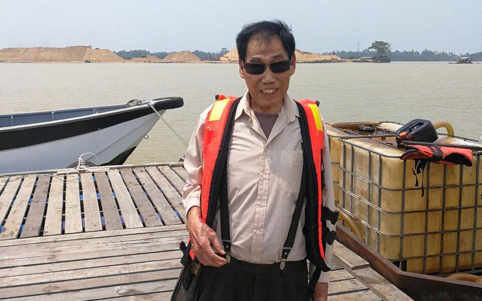 Người đàn ông ngoại quốc bị hàm oan tại Việt Nam, chết trong nghèo khổ và cô đơn - Ảnh 1