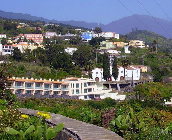 Mazo der Hauptort,La Palma,Kanaren