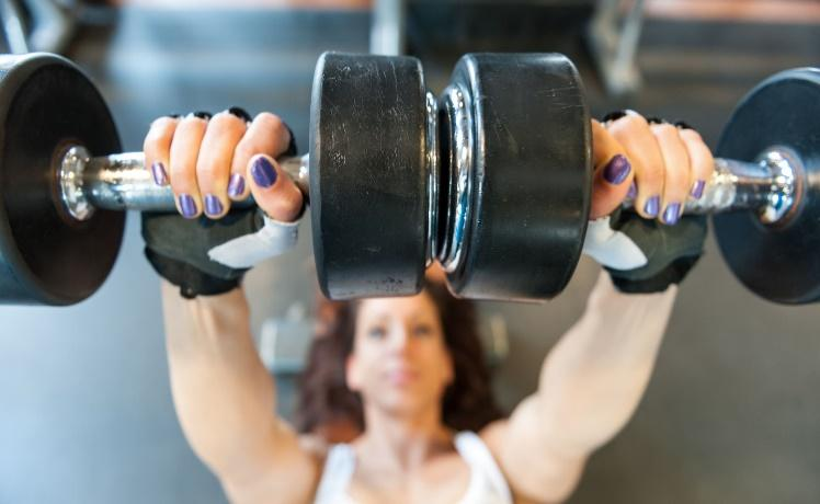 Muscle Strength and Endurance in Weight Training