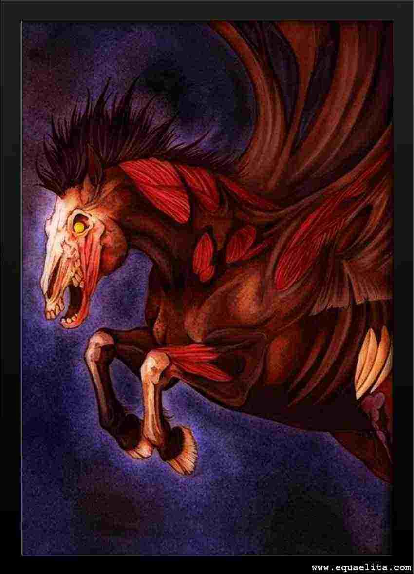 Лошадь мертвых