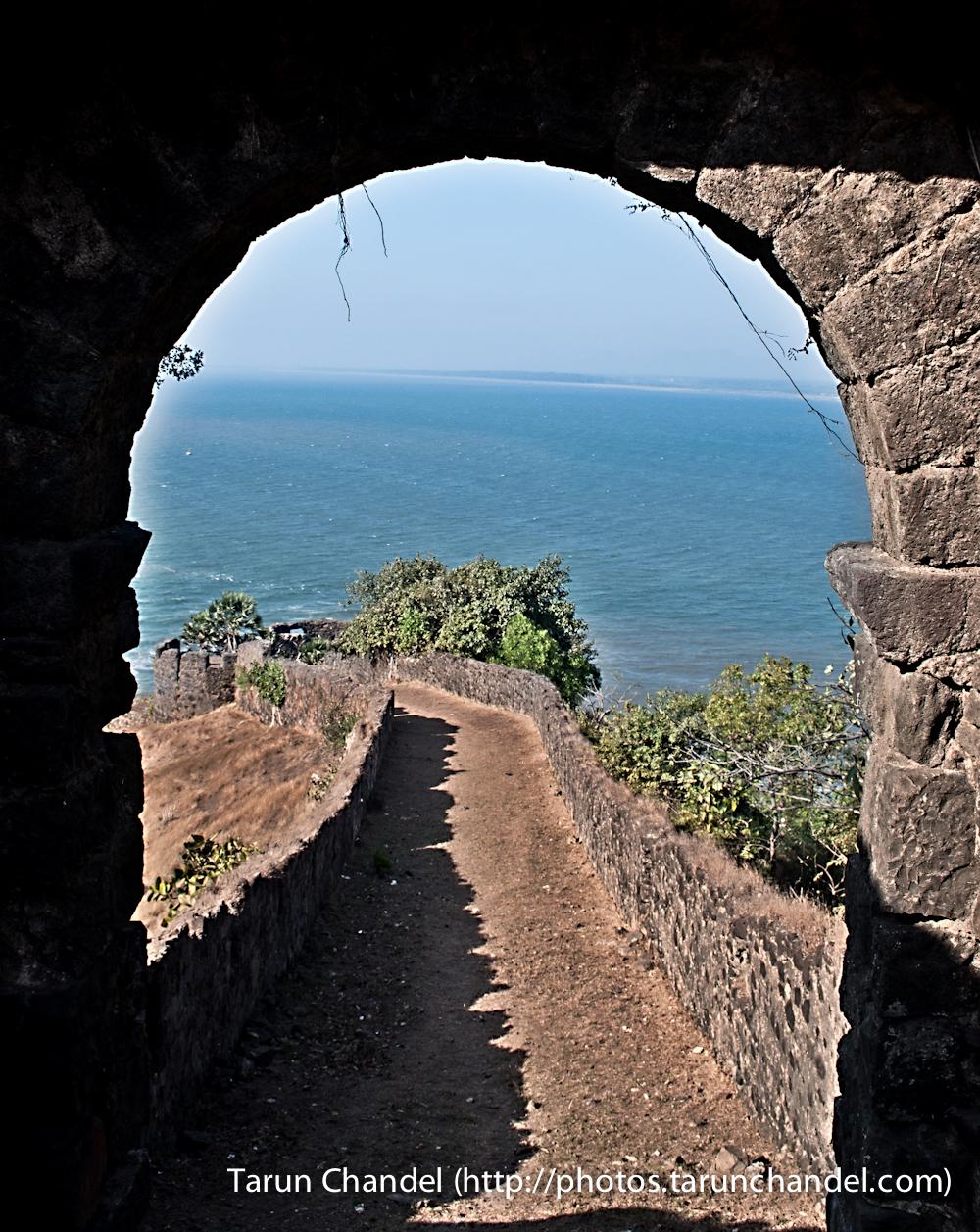 portugese Fort Korlai, Tarun Chandel Photoblog