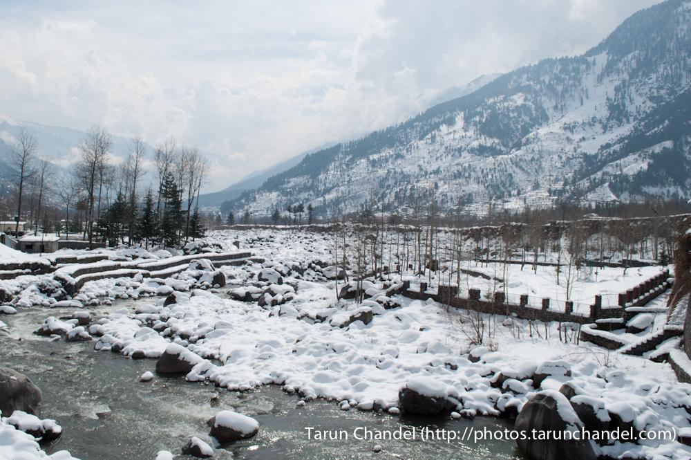 Beas River Vyas Manali himachal , Tarun Chandel Photoblog
