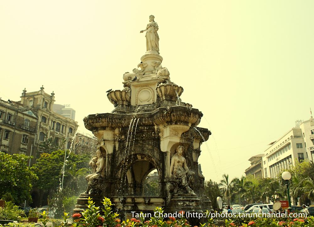 Fountain Mumbai, Tarun Chandel Photoblog