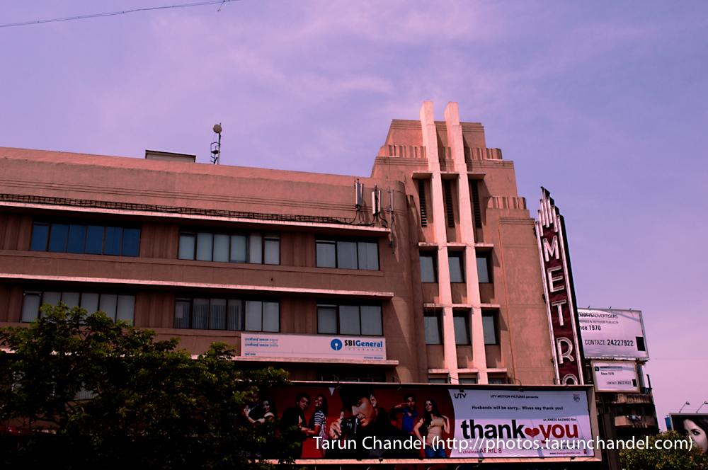 Metro Cinema Mumbai, Tarun Chandel Photoblog
