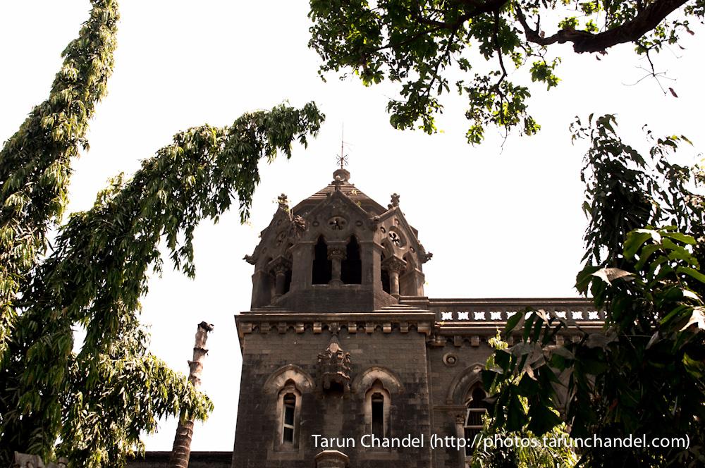 College Bulding Mumbai, Tarun Chandel Photoblog