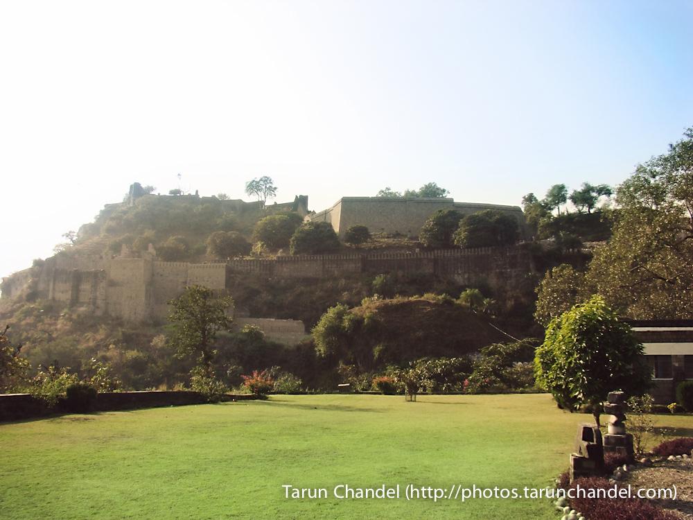 Kangra Fort Himachal, Tarun Chandel Photoblog