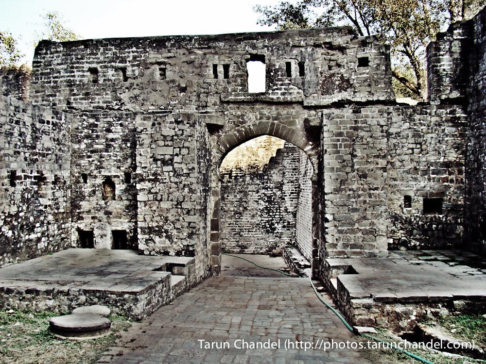 Kangra Fort Old Ruins Himachal, Tarun Chandel Photoblog