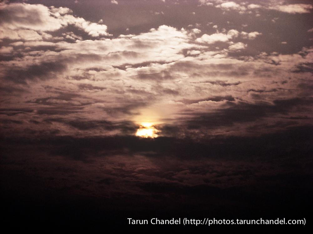 Sunset Himachal, Tarun Chandel Photoblog