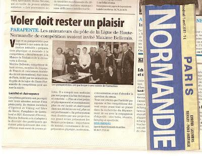 La compétition comme voie de progression en Haute-Normandie
