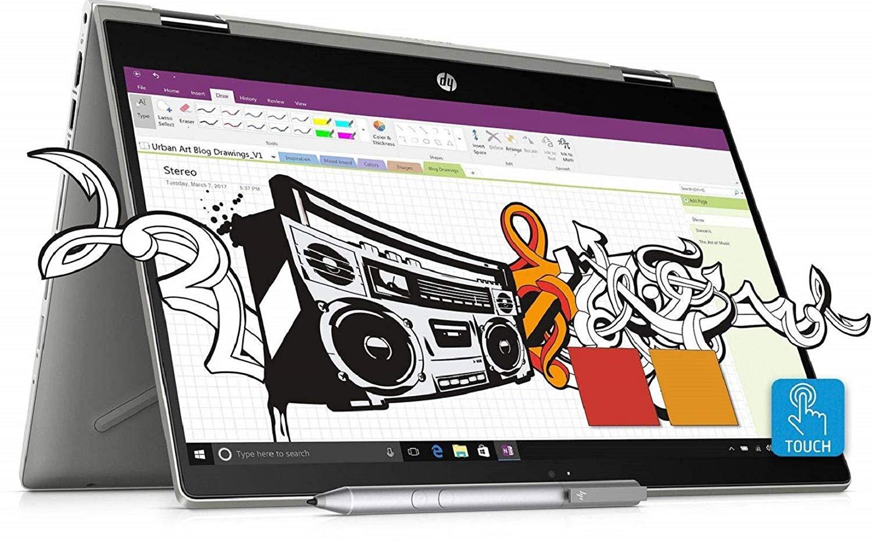 HP Pavilion x360 14-cd0050TX Laptops