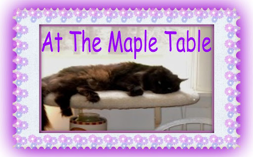 At The Maple Table