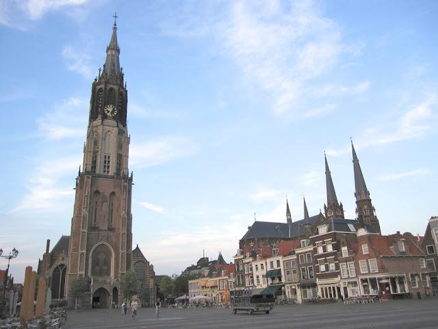 Delft-มนต์เสน่ห์แห่งดัตช์