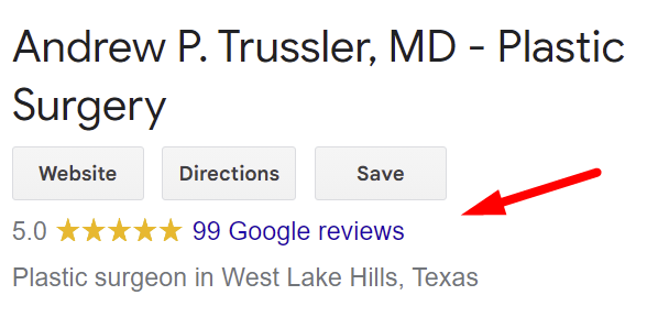 Andrew P. Trussler, MD review