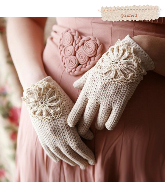 Grace Lacey Vintage Gloves