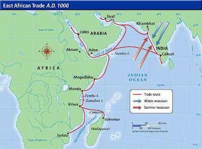 Eastern and Southern African Economics   Meso America and Africa