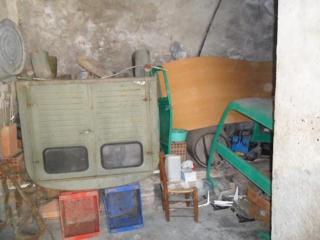 Restauración Vespacar. SAM_0356