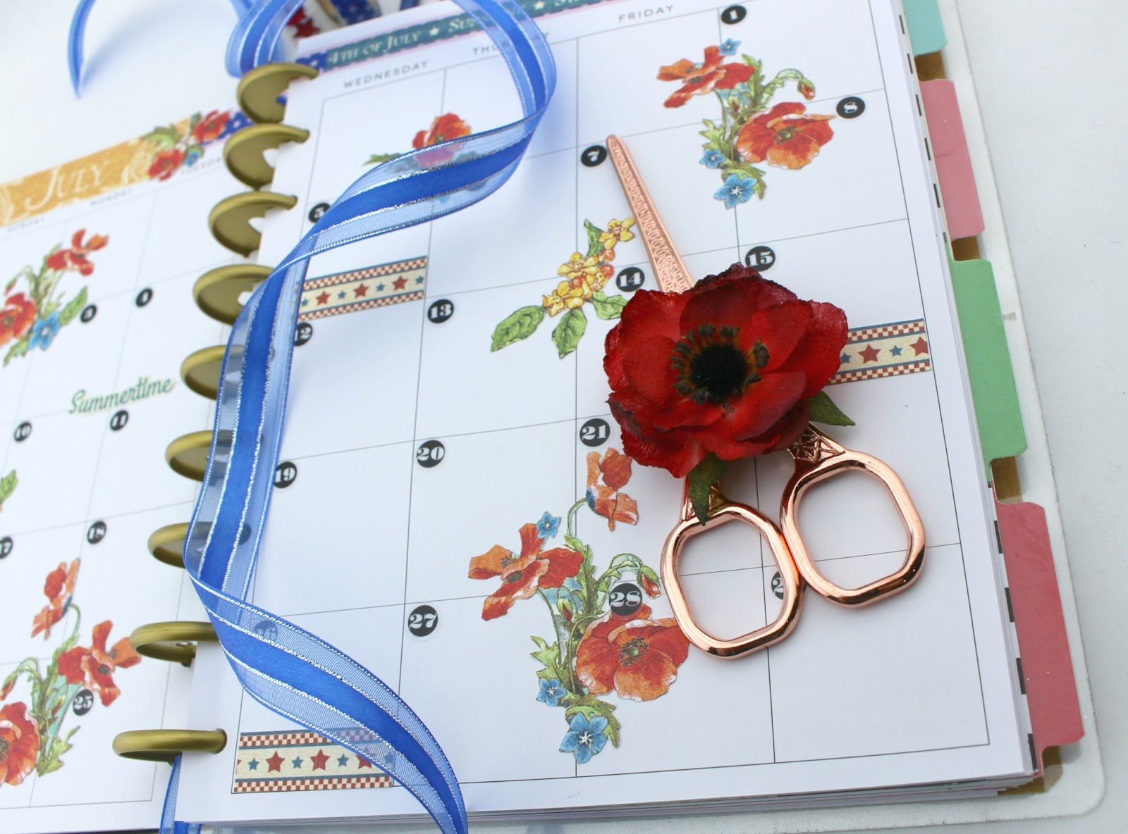 My JULY G45 Planner, Children's Hour By Magda Cortez, Product by G45, Photo 06 of 20  .jpg