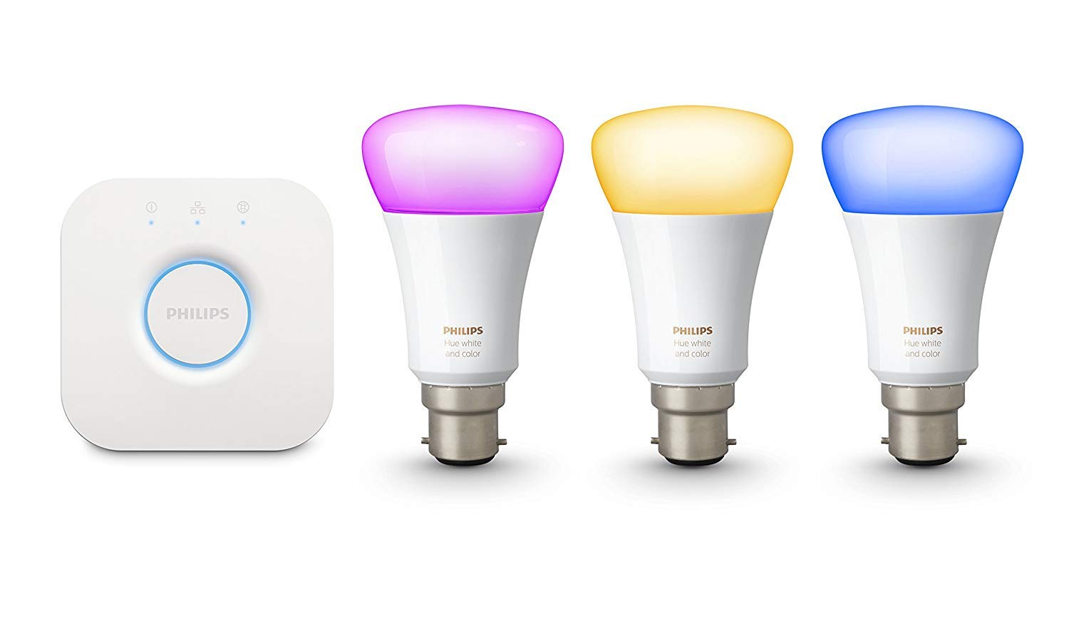 Philips Hue 10W B22 Smart LED Bulb