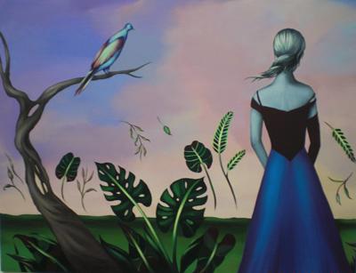 """""""En el jardín mágico"""", de Silvina Berenguer"""