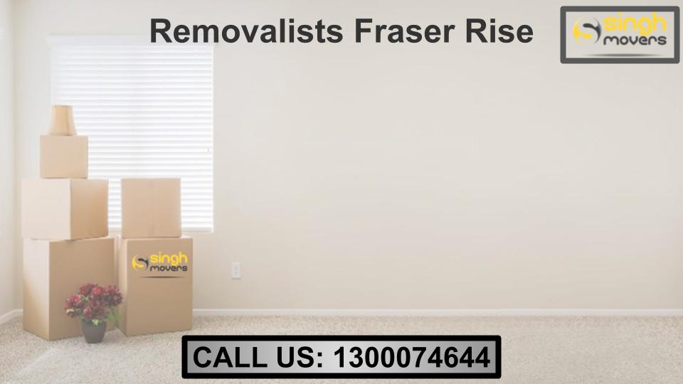 Removalists Fraser Rise