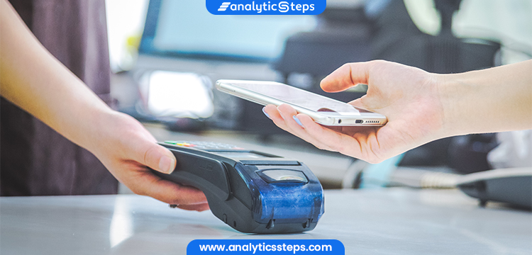 The image shows that Contactless payments allows you to pay for products or services without having to physically swipe your card or pass it to another person.