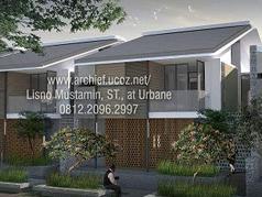Rumah Minimalis Kemang