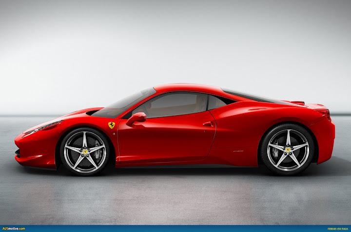 Ferrari 458 Car Model