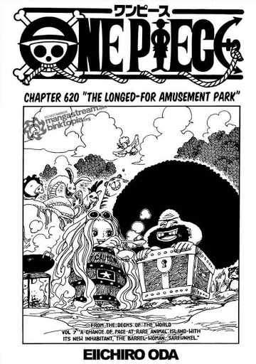 The Longed-for amusement park| Read One Piece 620 Online | 00 - Press F5 to reload this image