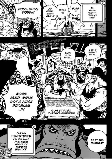 Read One Piece 620 Online | 16 - Press F5 to reload this image