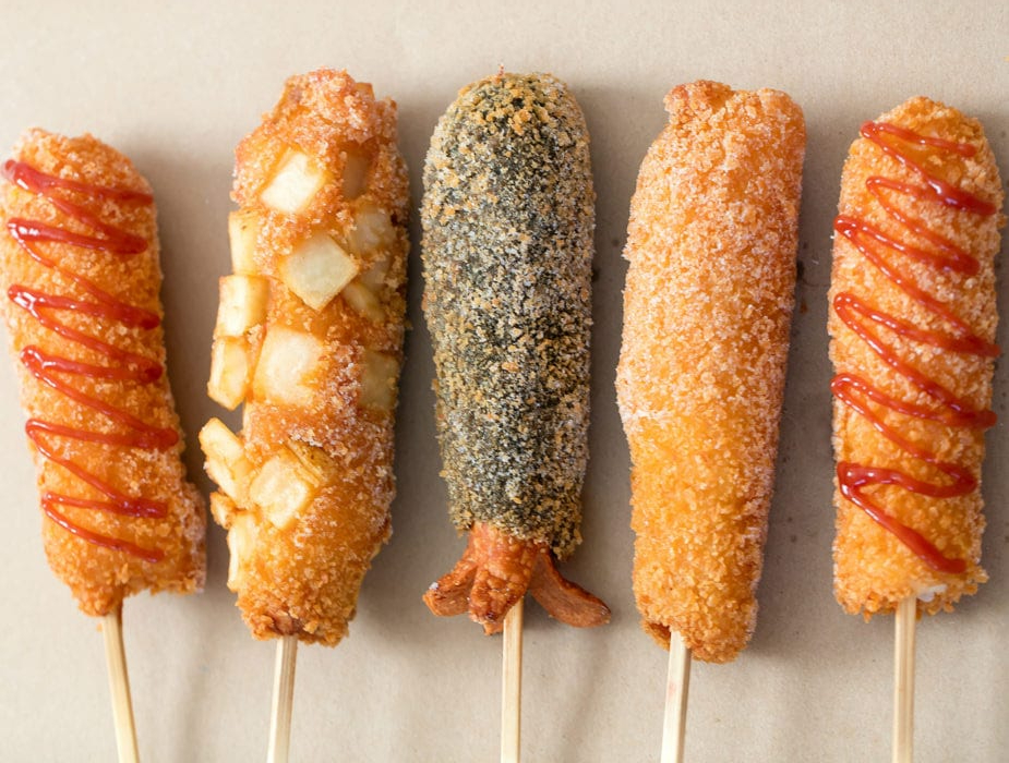 Korean Corndogs