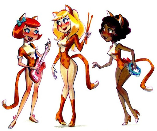 Josie dan Pussycats (Josie and the Pussycats) 2