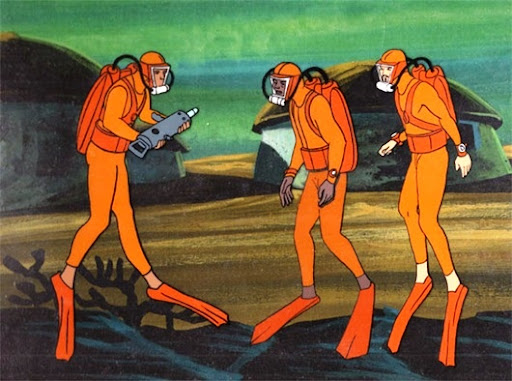 Sealab 2020 Cartoon Picture 4