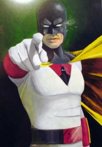 Space Ghost 4