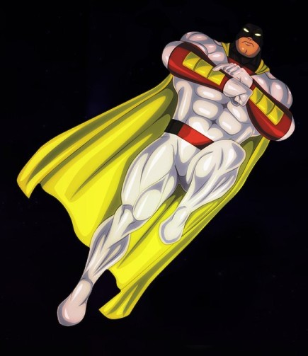 Space Ghost Cartoon Picture 3