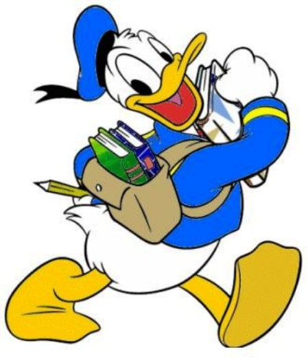 Donald Duck Cartoon Picture 3