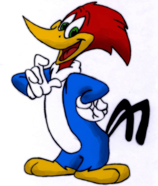 Woody Woodpecker Cartoon Picture 3