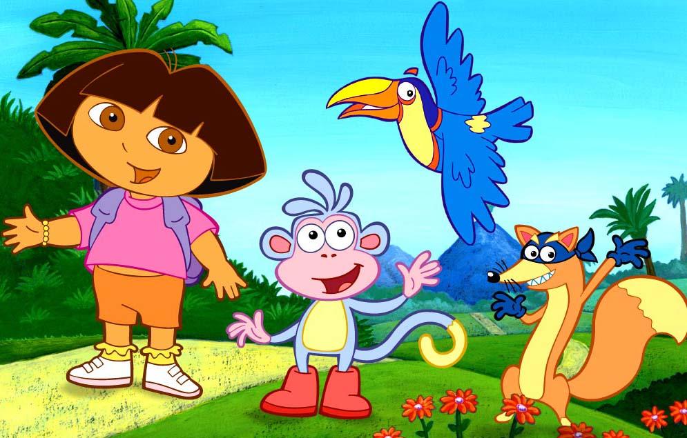 Dora the Explorer Cartoon Picture 4