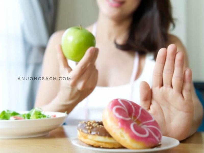Cơ thể được thanh lọc, giảm lượng đường, đốt cháy chất béo