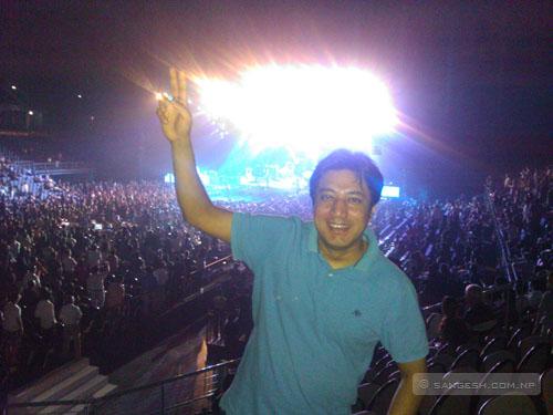 Scorpions Farewell Tour 2011 - Impact Arena, Bangkok Thailand