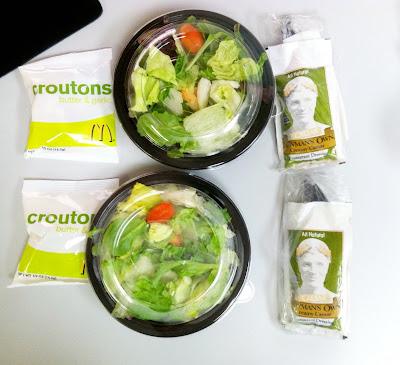 McDonalds Side Salad